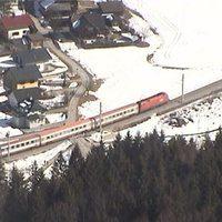 Bahn Bad Goisern Railway webcam