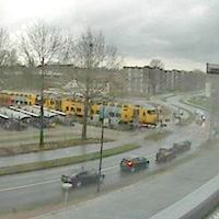 Deventer Colmschate Railway Station webcam