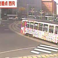 Sapporo Tramway webcam