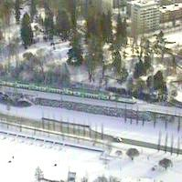 Tampere Railway webcam