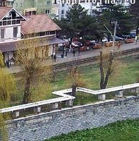 Vatra Dornei Railway Station webcam
