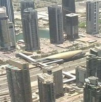 Dubai Metro webcam