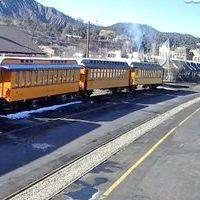 Durango & Silverton Heritage Railroad webcam