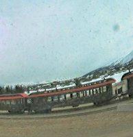 Fraser Camp Railroad webcam