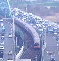 Osaka Midosuji-sen Rapid Transit webcam