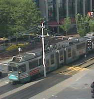 Boston Rapid Transit webcam