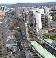 Obihiro-eki Railway Station webcam