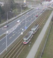 Olomouc Tram webcam