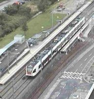 Bahnhof Buchrain Railway Station webcam