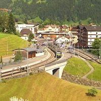 Bahnhof Grindelwald Railway Station webcam