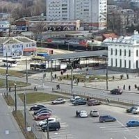 Rybinsk Railway Station webcam