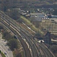 Bahn Stralsund Railway webcam