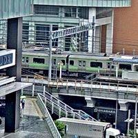 Tokyo Akihabara Railway Station webcam