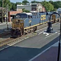 Ashland Virginia Railroad webcam