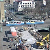 Goteborgs sparvagar Gothenburg Tramway Webcam