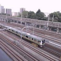 Tokyo Akabane Railway webcam
