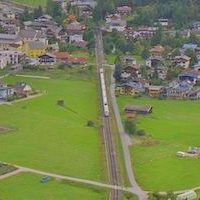 Bahn Scharnitz Railway webcam