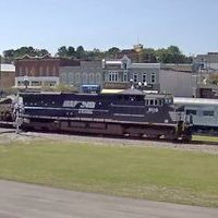 Sweetwater Railroad webcam