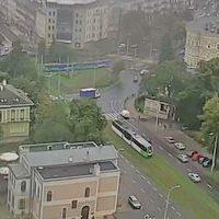 Tramwaje Szczecin Tramway Webcam