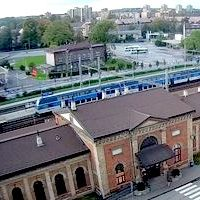 Nadrazi Cesky Tesin Railway Station webcam