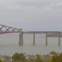 Forth Bridge Railway webcam