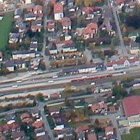 Bahnhof Mttenwald Railway Station webcam