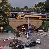 Spoorwegstation Weert Railway Station webcam