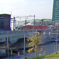 Arnhem Centraal Railway Station webcam