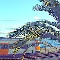 Ferrocarril Mataro Railway webcam