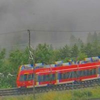 Bahn Reith bei Seefeld Railway webcam