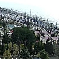 Sochi Adler Railway Station webcam