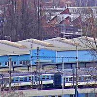 Zeleznice Bohumin Railway & Station webcam