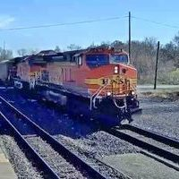 La Plata Railroad webcam