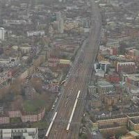 London Bridge Railway webcam