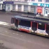Perm Tramway webcam
