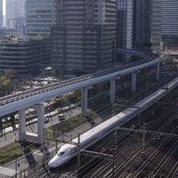 Tokyo Minato Railway webcam