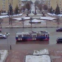 Tver Tramway webcam