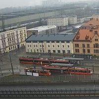 Tramwaije Chorzow Tramway webcam