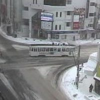 Hakodate Tramway webcam