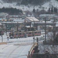 Owani & Owani-Onsen Railway Station webcam