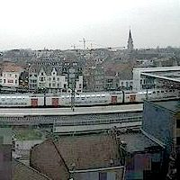 Roeselare Railway Station Webcam