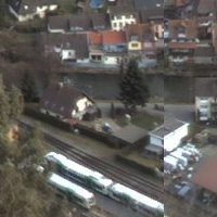 Bahn Waldkirch Railway webcam