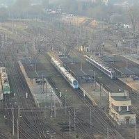 Warszawa Zachodnia Warsaw West Railway Station webcam